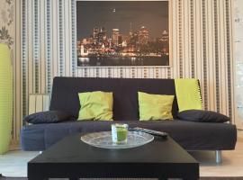 Apartments on Varshavke, Brest