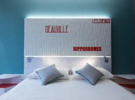 ibis Styles Deauville Centre, 도빌