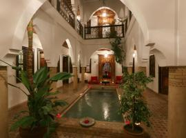 Riad Al Anouwar, Marrakesch