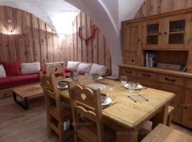 Rental Apartment Chalet Jacky - Saint-Martin-De-BelleVIlle