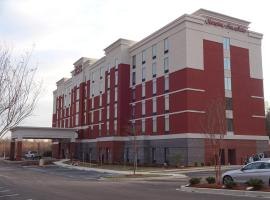 Hampton Inn & Suites Greenville Airport, Beacon Hill
