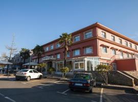 Hotel Garcas, Lavacolla