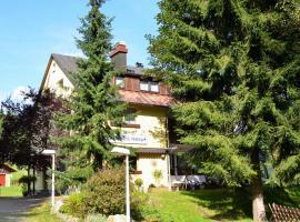 Haus Waldeck, Warmensteinach