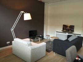 Van Maarseveenstraat Apartment, Tilburg