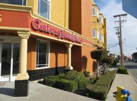 Gateway Inn and Suites, San Bruno