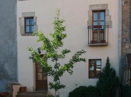 Casa Pau Giol, Centellas