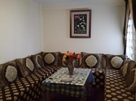 Apartement Salah ,Jnane Adrar, Cite Adrar