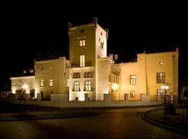 Zamek Trnova, Jíloviště