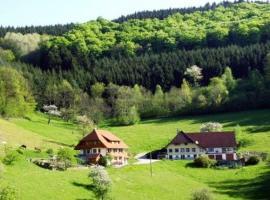 Morgethof, Wolfach