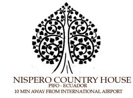 Nispero Country House, Pifo