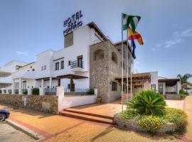 波菲里奧酒店, 薩阿拉德洛斯阿圖內斯