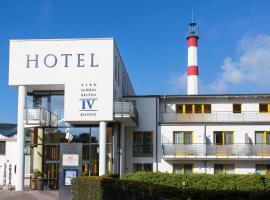 Resort Hotel Vier Jahreszeiten Zingst, Zingst