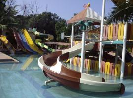 Krishna Resorts & Water Park, Bapane