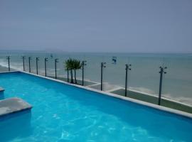 Ocean View Beautiful New Aparment, Lima