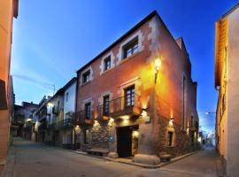 La Guspira Restaurante & Hotel, Linyola