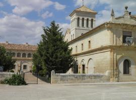 Hospederia Monasterio de Tejeda, Garaballa
