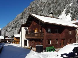 Montafonerhaus Berg-Glück