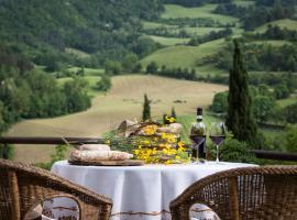 Torre Fantini Room and Breakfast, Tredozio