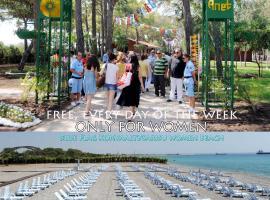 Villa Lia Beach Flats Konyaalti