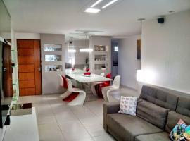 Apartamento Elegante E Confortável