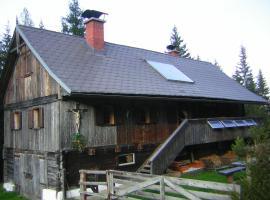 Hubenbauer Hütte, Fresen