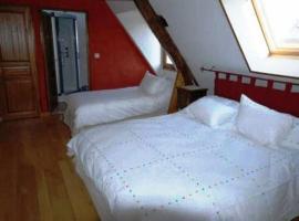 Chambres d'Hôtes La Ferme du Bout de la Ville, Criquebeuf-en-Caux