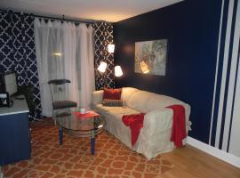 Blue Nest Apartment