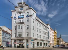 Hotel Palác, Оломоуц