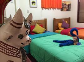 Mundo Albergue La Perla, Lima