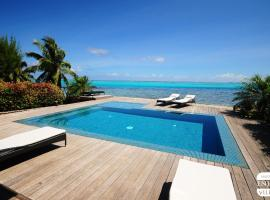 Villa №10 by Enjoy Villas Moorea, Maharepa