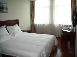 GreenTree Inn Shanghai Sijing Songjiang Steel City Express Hotel, Songjiang