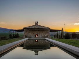 Locanda in Tuscany, Castiglione d'Orcia