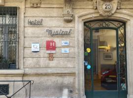 Hôtel Le Mistral Montpellier Centre
