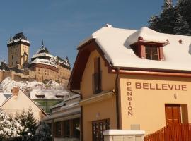 Pension Bellevue, Karlštejn