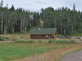 The Barnyard Cabin