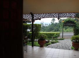 Gingerbread Restaurant & Hotel, Mata de Caña
