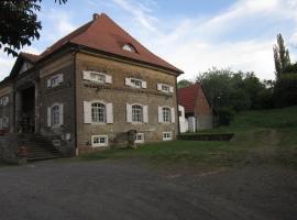 Planteurhaus, Hettstedt
