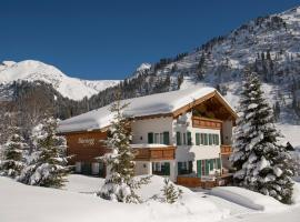 Bürstegg, Lech am Arlberg