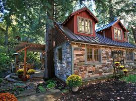 Storybook Stone Cottage change naaame, Sundance