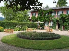 Landhaus Reverchon, Filzen
