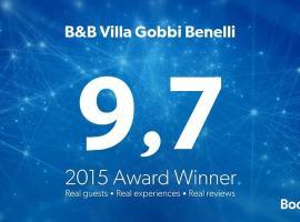 B&B Villa Gobbi Benelli, Corsanico-Bargecchia