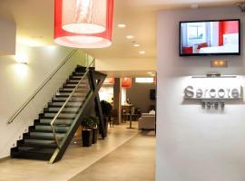 Hotel Sercotel Portales, Logronjo