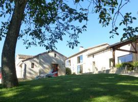 Le Jardin de la Berlande, Paizay-le-Tort