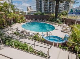 Norfolk Luxury Beachfront Apartments