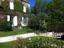 Domaine Les Bertrands, Couches