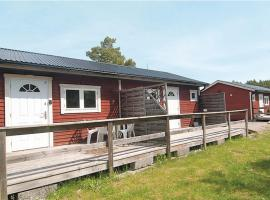 One-Bedroom Holiday home Gotlands Tofta 0 08
