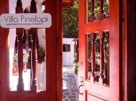 Villa Pinelopi, Mýkonos City