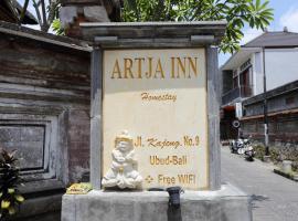 Artja Inn 2, Ubud