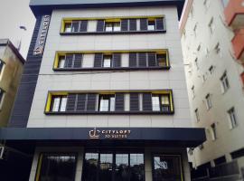 CityLoft 30 Suites, Istanbul