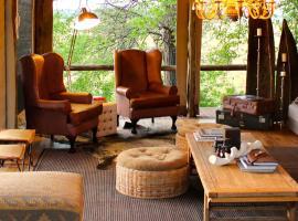 Nambwa Tented Lodge, Mayuni